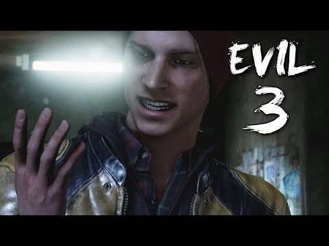 you movies : Gameplay Infamous Second Son Walkthrough Part 3 PS4 (Evil Bad Karma)