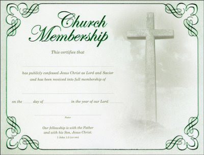 Quotes About Church Membership QuotesGram