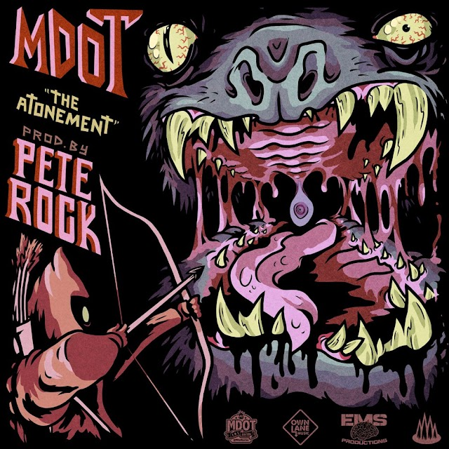 "M-Dot – ""The Atonement"" (Prod. By Pete Rock)"