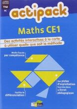 Actipack Maths CE1