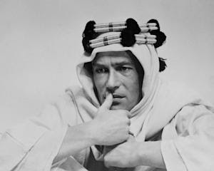 FILE - In this undated photo Actor Peter O'Toole …