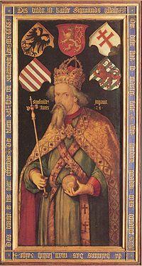 זיגמונד, קיסר האימפריה הרומית הקדושה – ויקיפדיה