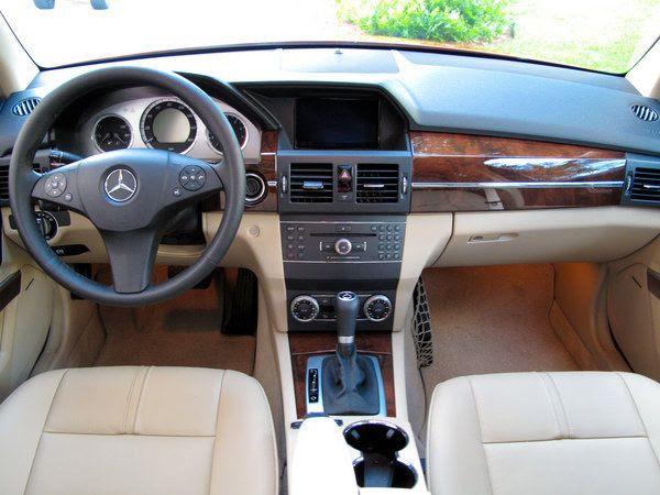 2010 Mercedes Benz GLK 350 | car review @ Top Speed