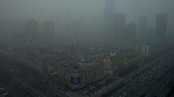 13 Ιανουαρίου 2013 httpedition.cnn. Com20130129asiagallerybeijing νέφος κακό ρύπανση στο Πεκίνο (20 φωτογραφίες)