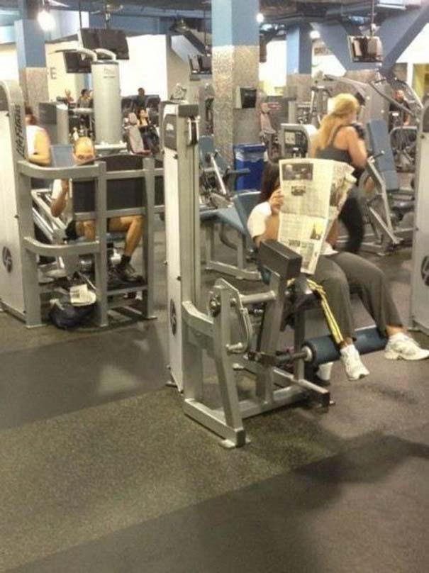 Απερίγραπτες στιγμές στο γυμναστήριο (23)
