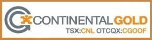 Continental Gold Logo