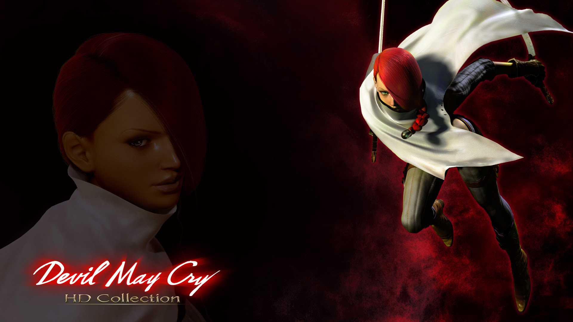 Dmc Lucia Devil May Cry Wallpaper 42706016 Fanpop