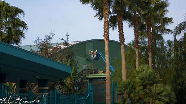 Disneyland Resort, Disney California Adventure, Soarin', Over, California, Grizzly, Peak, Airfield