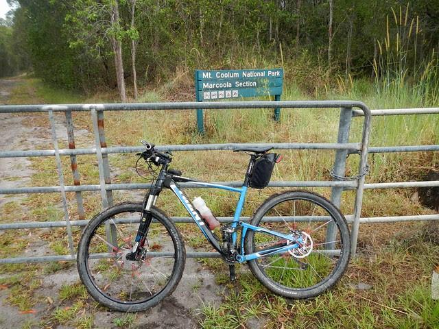 Mt Coolum National Park