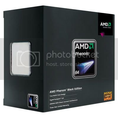 AMD Phenom Quad Core Processor