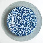 "Blue Coral 11"" Dinner"