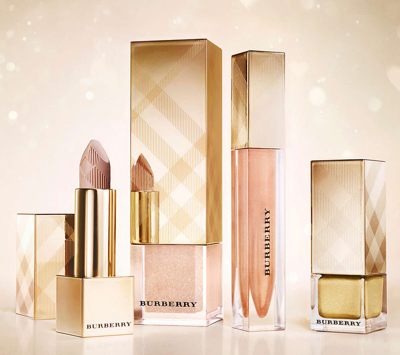 Burberry Golden Light Makeup Collection for Christmas 2013 ...
