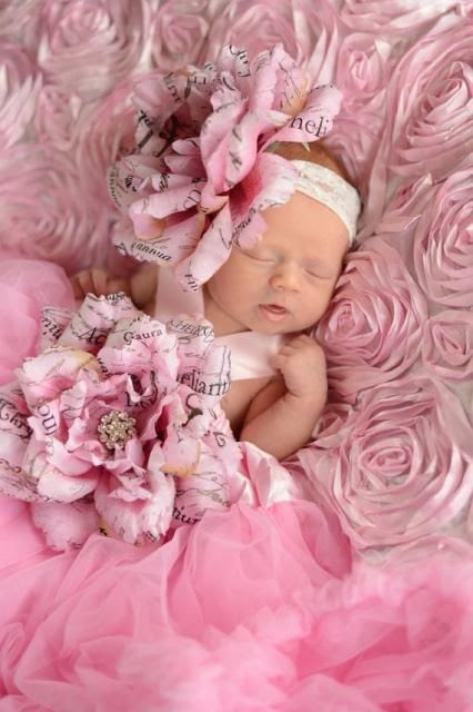 .cutie all dressed in pink...