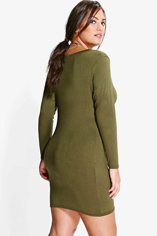 Day Bodycon Dresses Spaghetti Strap V Neck Patchwork Back Hole Lace Plain dubai patterns free