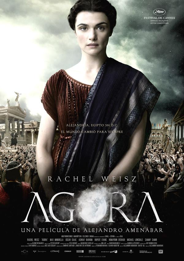 Ágora (Alejandro Amenábar, 2.009)