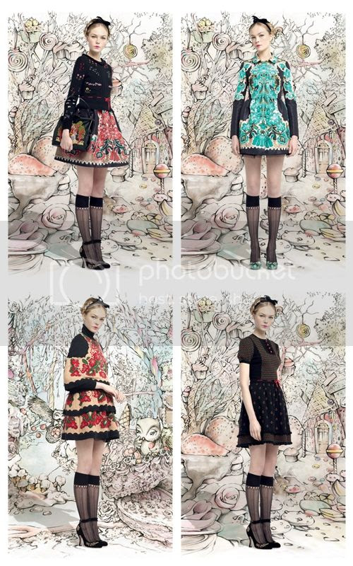 New York Fashion Week: Red Valentino Fall 2013 photo red-valentino-fall-2013-01_zps9633efa3.jpg