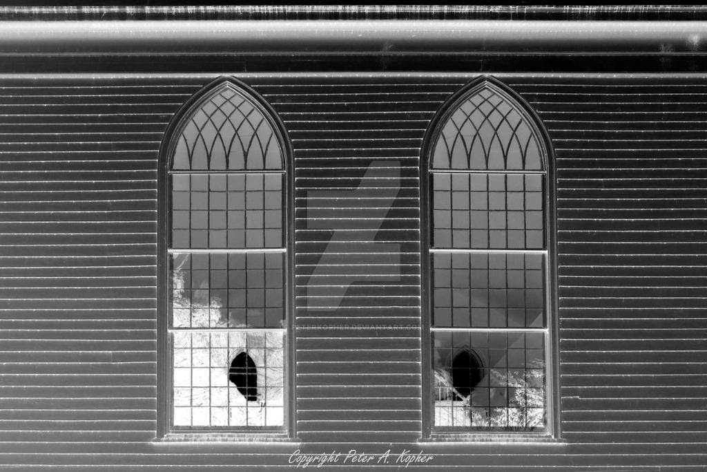Four Windows Inverted by peterkopher