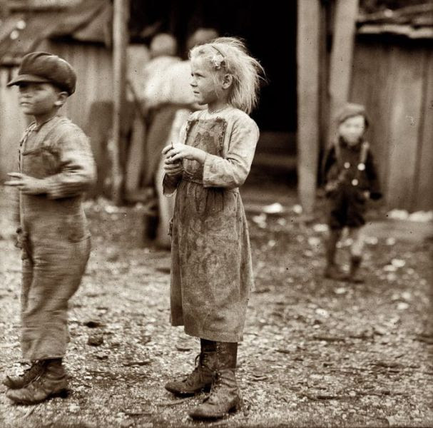 The Way American Children Used to Be