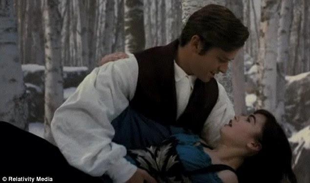 A Groovy Kind of Love: Branca de Neve é salva pelo beijo do amor verdadeiro