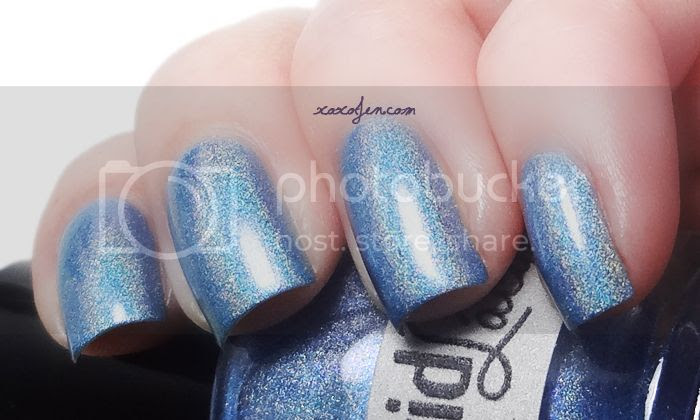 xoxoJen's swatch of Vivid Lacquer Son of a Birch