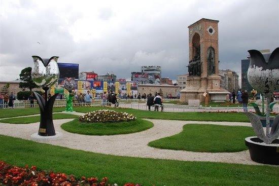 Istiklal Street & Taskim Square di Turki