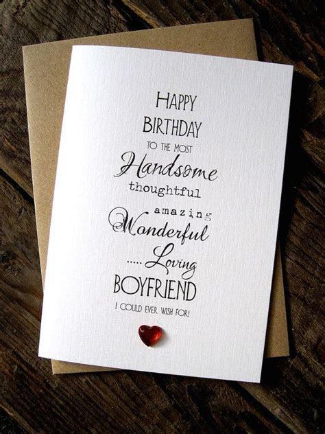 25  unique Boyfriend birthday cards ideas on Pinterest