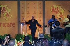John Legend Applauds Angelique Kidjo