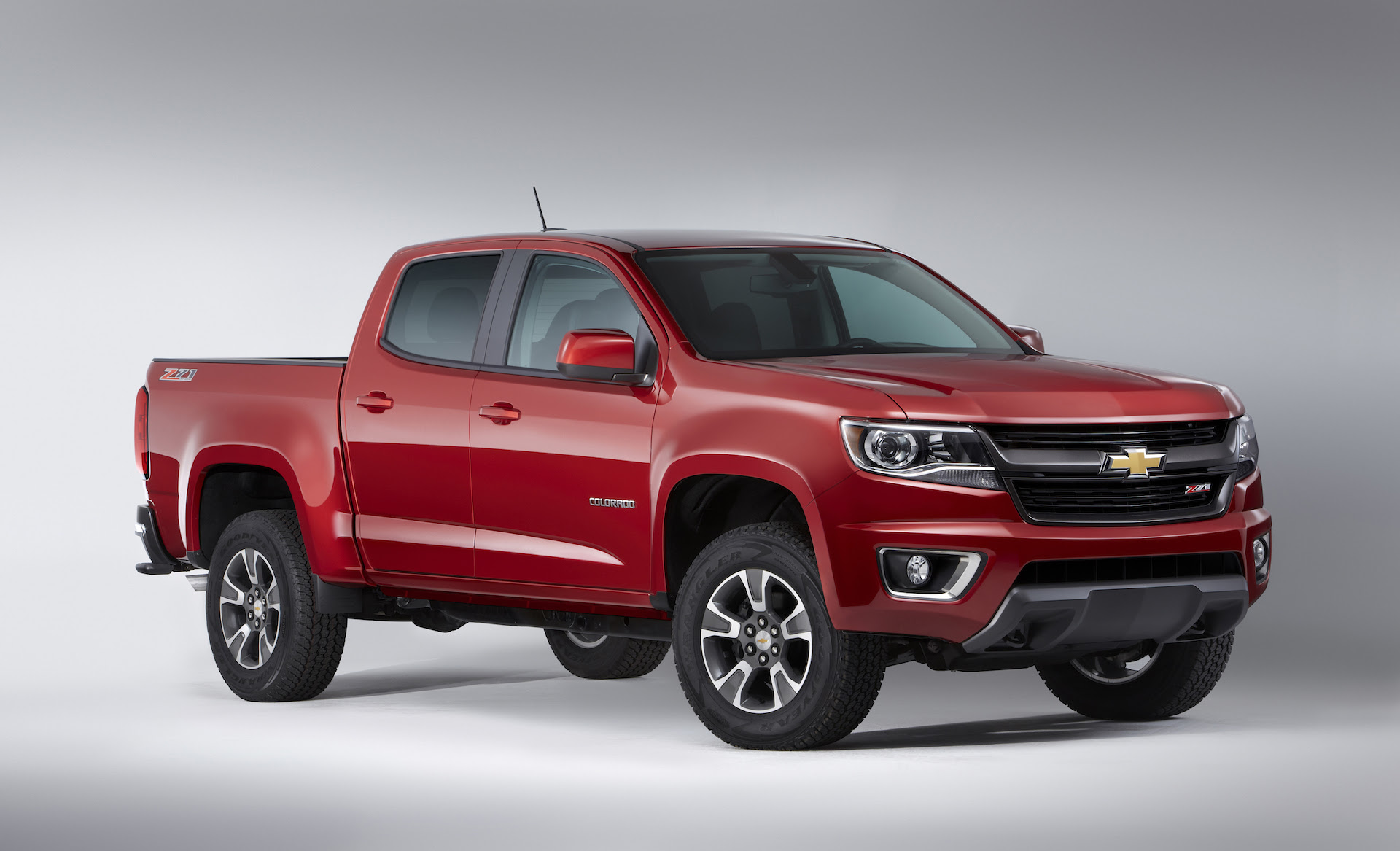 2016 Chevrolet Colorado (Chevy) Review, Ratings, Specs, Prices, and ...