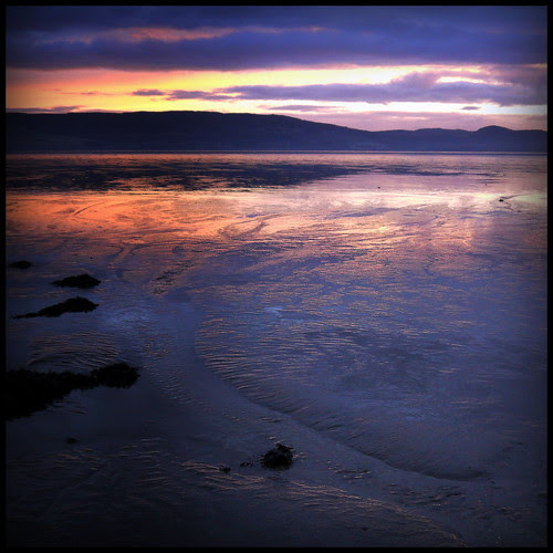 North Kessock sunset series by Inverness-Andrew