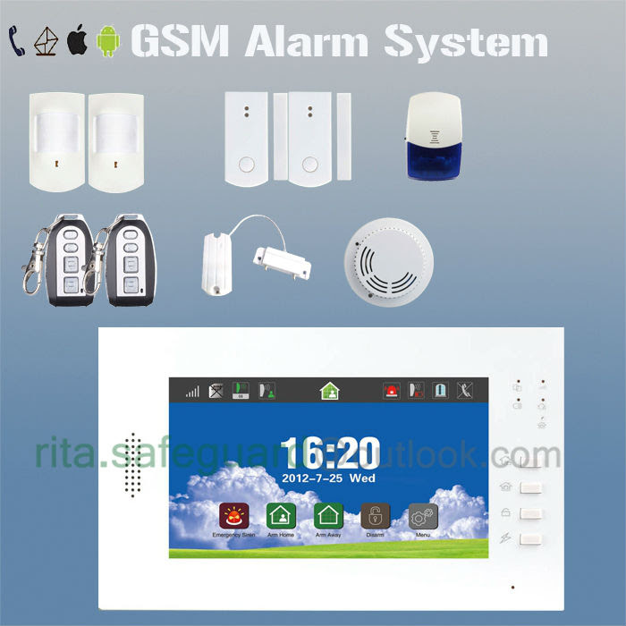 Popular Safe House Alarm-Buy Cheap Safe House Alarm lots from ...