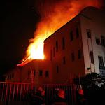 Feuer in Synagoge in Kapstadt – Wochenzeitung für Politik, Kultur, Religion und Jüdisches Leben - Jüdische Allgemeine