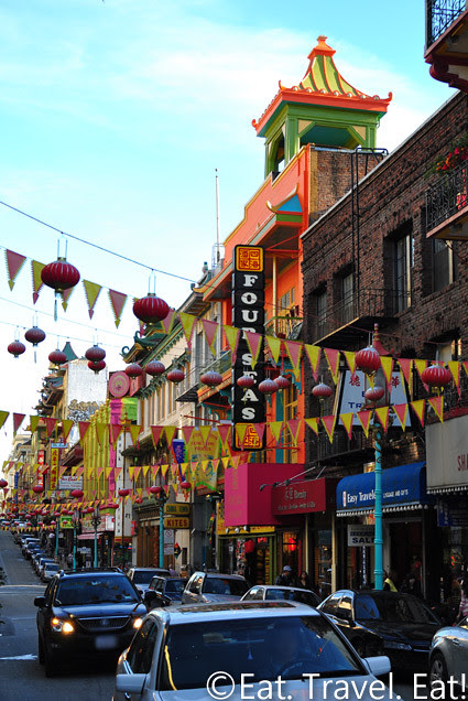 Chinatown Streets- San Francisco, CA