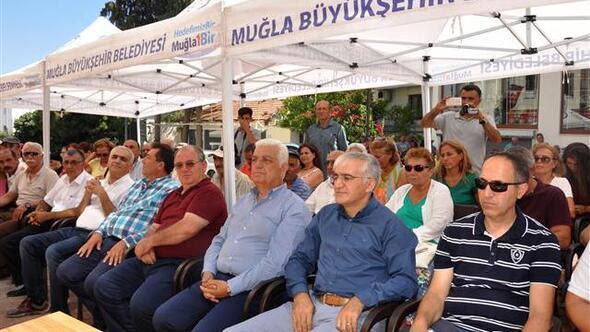 Muğla'nın ilk cemevi, Datça'da açıldı