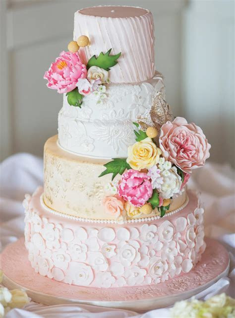 Top 14 Spring Wedding Cake Designs ? Cheap Unique Project