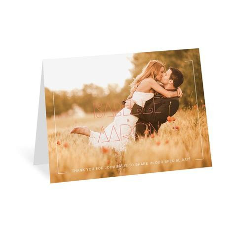 So Perfect Thank You Card   Invitations By Dawn