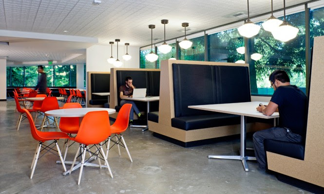 Office common area