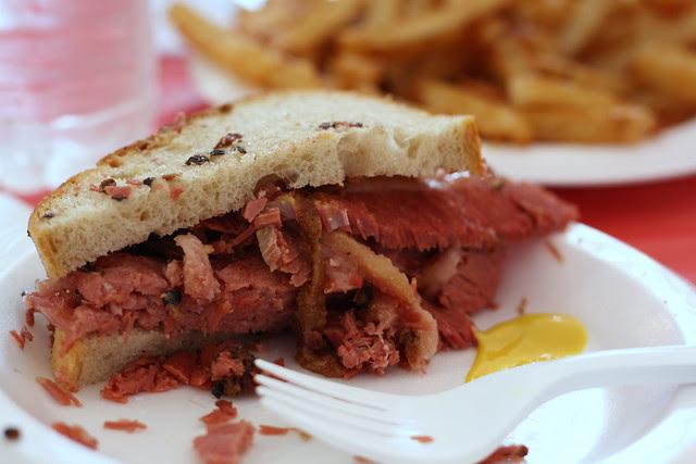 Smoked Meat Sandwich