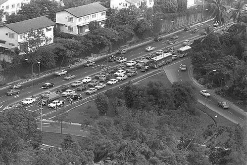 Upper Thomson Road, 1977