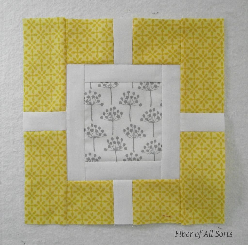 Sew Modern Bee - Block 2 May '12