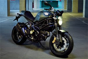 Ducati Monster Diesel (Foto: Divulgação)