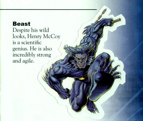 X-Men Stickers