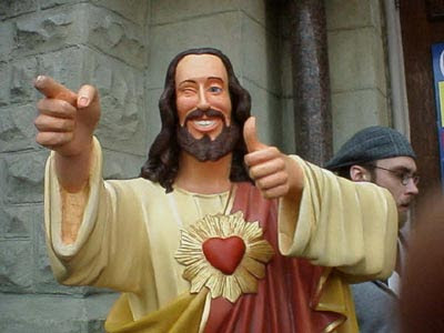 El Jesucristo colega, del film Dogma