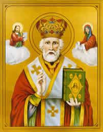 Nicolás de Mira, Santo