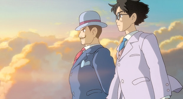 "Animation master Hayao Miyazaki has said ""The Wind Rises"" will be his last film as director. (Studio Ghibli)"