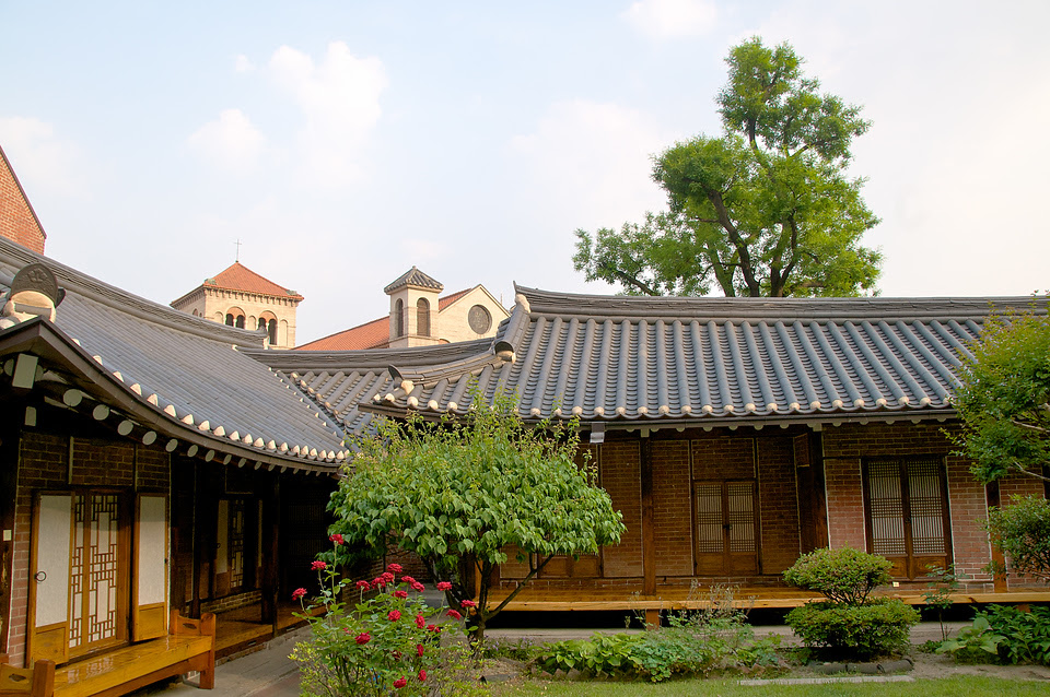 Anglican Convent, Seoul