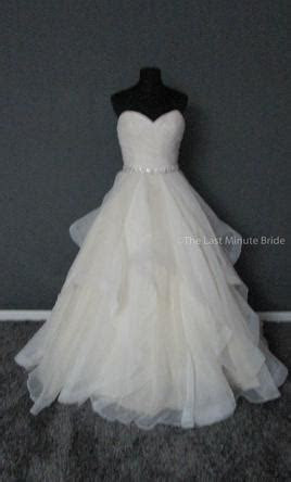 Gold Wedding Dresses   PreOwned Wedding Dresses