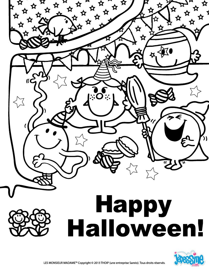 This entry was posted in 2017 and tagged coloriage halloween monsieur madame