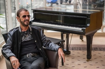 Arise, Sir Ringo: Starr and Barry Gibb knighted in UK honors list