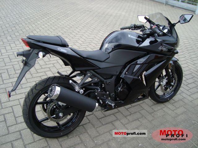 Kawasaki Ninja 250r 2011 Specs And Photos