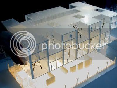 Siheyuan study model